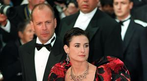 Bruce Willis and Demi Moore were married for 11 years (Neil Munns/PA)