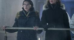 Millie Bobby Brown and Vera Farmiga star in Godzilla:King Of The Monsters (Warner Bros/PA)