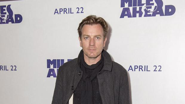 Ewan McGregor will attend the premiere of Christopher Robin (Anthony Devlin/PA)
