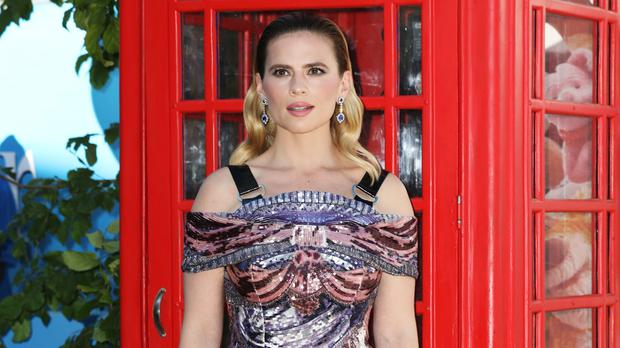 Hayley Atwell (PA)