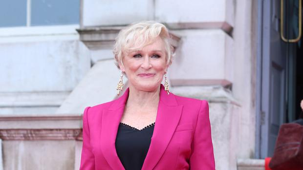 Glenn Close has said the making of her latest film represents why the #MeToo movement is needed. (Isabel Infantes/PA)