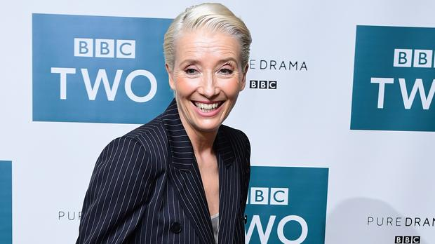 Emma Thompson has lent her voice to a new Greenpeace campaign video (Ian West/PA)