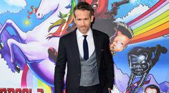 Ryan Reynolds is known for his funny messages on social media (Ian West/PA)