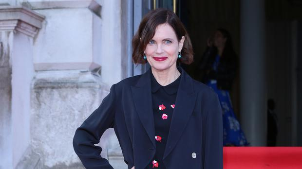 Elizabeth McGovern will star in the Downton Abbey film (Isabel Infantes/PA)