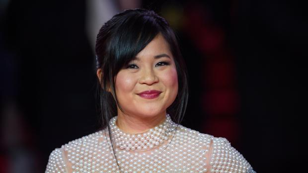 Kelly Marie Tran was the victim of online abuse (Matt Crossick/PA)