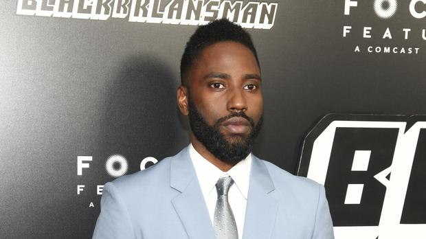 John David Washington has said the events in Charlottesville made him embarrassed for his country (Andy Kropa/Invision/AP)