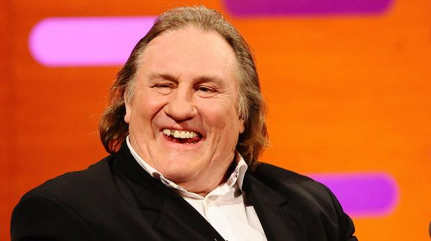 Actor Gerard Depardieu accused of rape
