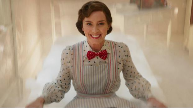 Marry Poppins Returns Trailer: Marry Poppins is Back