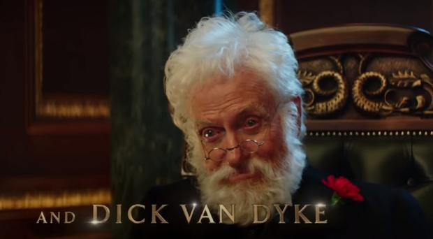 Dick Van Dyke stuns fans with appearance in Mary Poppins Returns trailer (Disney/YouTube)