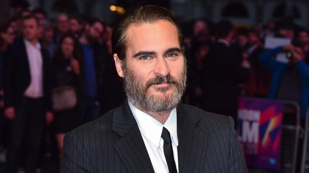 Joaquin Phoenix's new film will premiere at the BFI London Film Festival (Matt Crossick/PA)