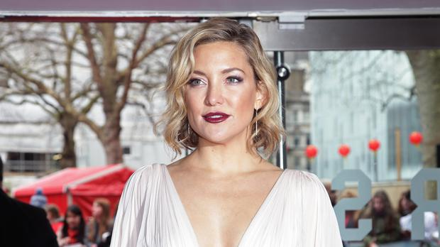 Kate Hudson Holds Baby Shower As She Prepares To Give Birth To