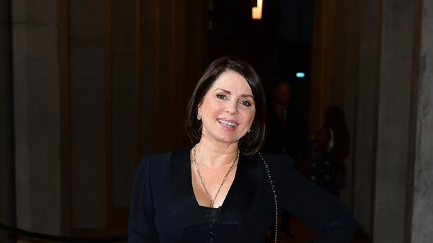 Sadie Frost steps out for Two For Joy premiere in London ... 8ae6678405fa0