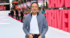 Kevin Spacey (Matt Crossick/PA)