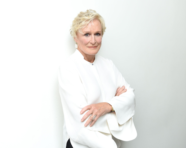 Glenn Close. Photo: Griffin Lipson