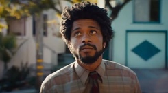 Boots Riley has said his directorial debut Sorry To Bother You has been branded 'weird' because his characters engage in class struggle (Sorry to Bother You/PA)