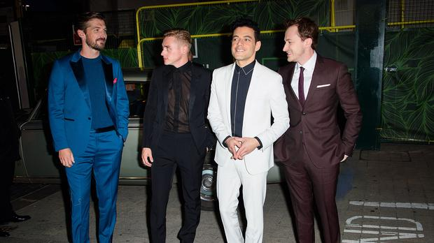 In Pictures: Stars turn out for Bohemian Rhapsody premiere