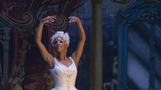 Misty Copeland has a starring role in the new Disney film The Nutcracker And The Four Realms (Disney)