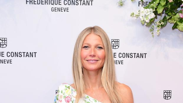 Gwyneth Paltrow has shared the first picture from her wedding with television producer Brad Falchuk (Ian West/PA)