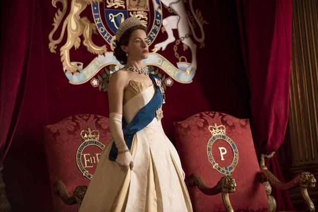 Take two: Claire Foy in The Crown