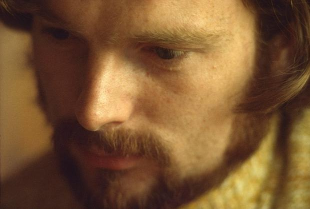 Van the Man: a moody Morrison pictured in Woodstock, New York, in 1969 © Elliott Landy, LandyVision Inc