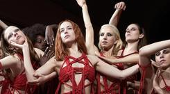 Suspiria. Photo: Alessio Bolzoni/Amazon Studios