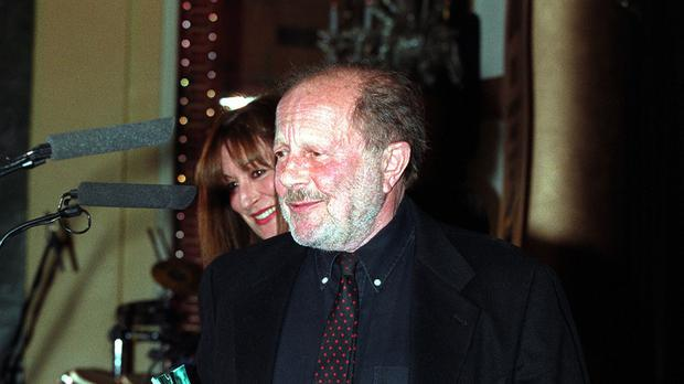 Nicholas Roeg, pictured in 1999, has died aged 90 (Peter Jordan/PA)
