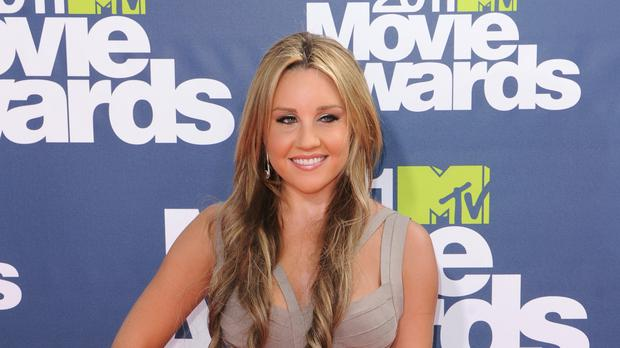 Amanda Bynes has opened up on her struggles with addiction following a public meltdown which saw her retire from acting (PA)