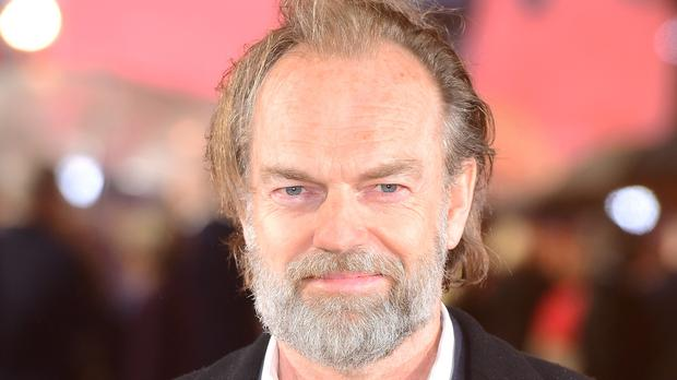 Hugo Weaving attending the Mortal Engines World Premiere held at Cineworld in Leicester Square (Ian West/PA)