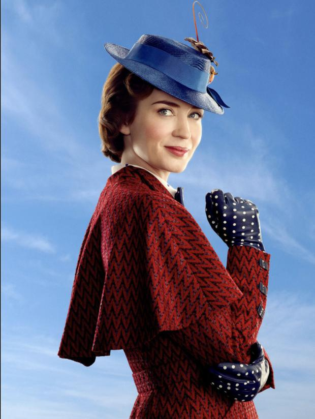 Emily Blunt takes on the role in the sequel