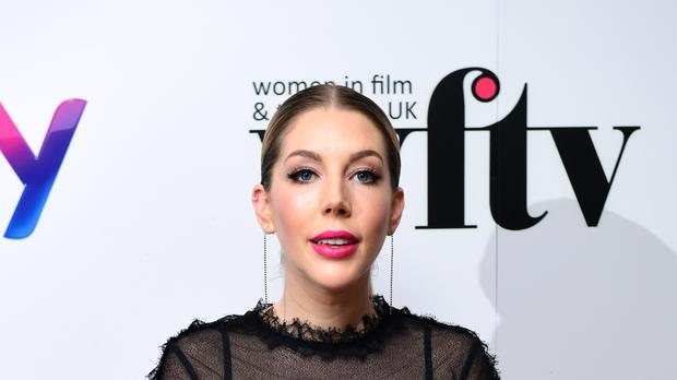 Katherine Ryan at the Women in Film and TV Awards (Ian West/PA)