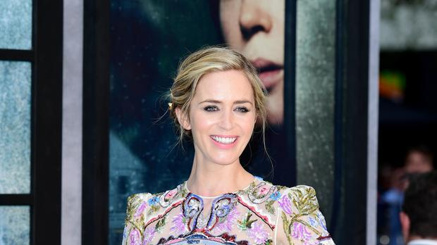 Emily Blunt said she did not re-watch Mary Poppins before taking on the part (Ian West/PA Wire)
