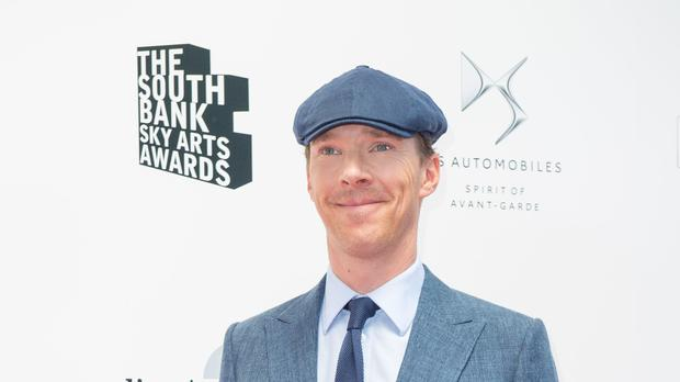 Benedict Cumberbatch campaigned for the UK to stay in the EU (Dominic Lipinski/PA)