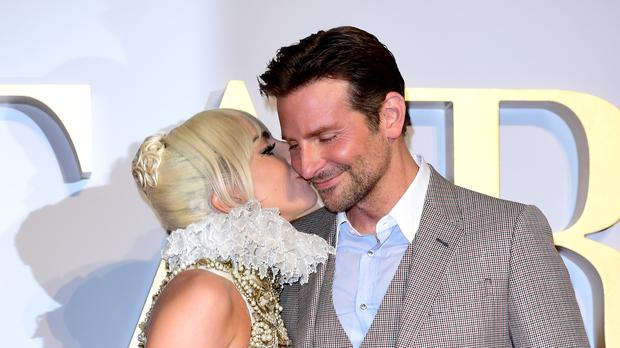 A Star is Born, featuring Lady Gaga and Bradley Cooper, leads the way in nominations at the Screen Actors Guild Awards (Ian West/PA)