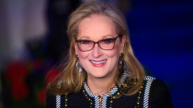 Meryl Streep plays the eccentric Topsy (Matt Crossick/PA)