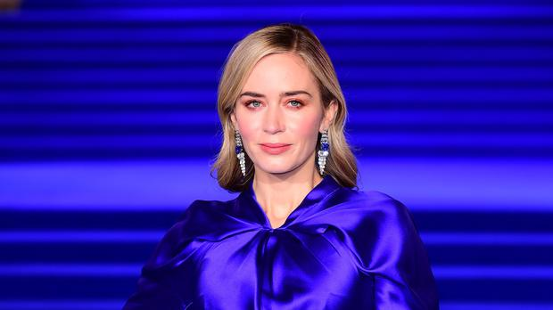 Emily Blunt has earned rave reviews for her role in Mary Poppins Returns (Ian West/PA)