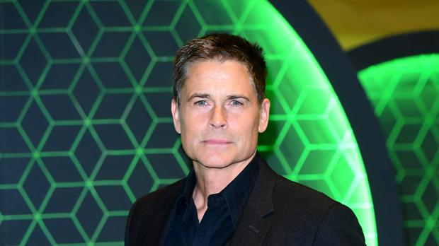 Rob Lowe has revealed a regrettable Christmas purchase. (Ian West/PA)