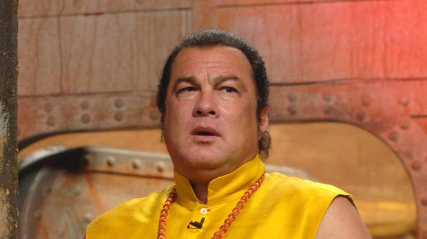 Steven Seagal will not...