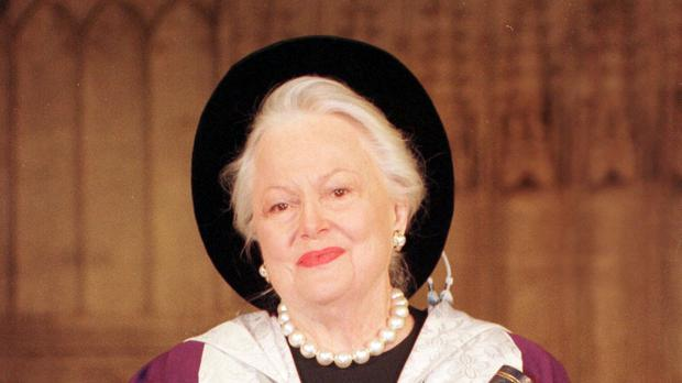 The US Supreme Court has ruled against Dame Olivia de Havilland in her lawsuit with a TV network over its portrayal of her in a drama (Fiona Hanson/PA)