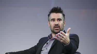 3a850f45a Colin Farrell finally content after 'druggie' years