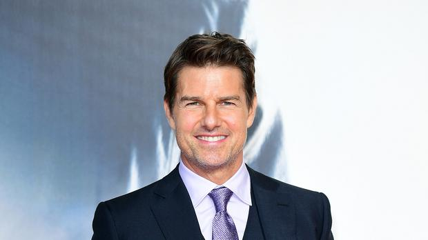 Tom Cruise made the announcement on Twitter (Ian West/PA)