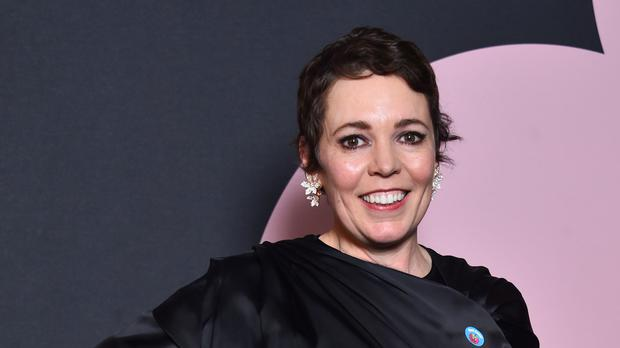 Olivia Colman is among the British stars earning Oscar nominations (Matt Crossick/PA)