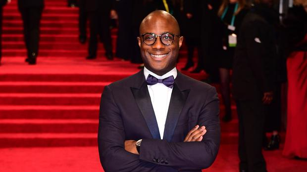 Barry Jenkins said he was overjoyed to see Spike Lee honoured for his work on BlacKkKlansman (Ian West/PA)
