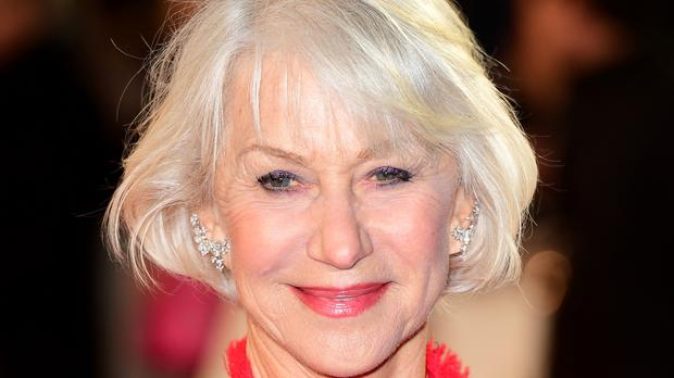 Dame Helen Mirren expressed concern about the pressures social media can cause for young people (Ian West/PA)
