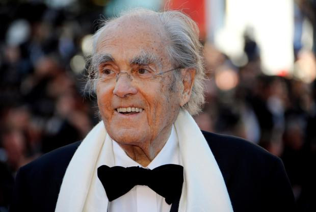 Melody: Michel Legrand, an acclaimed composer and musician. Photo: Reuters
