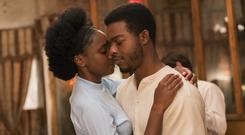 KiKi Layne and Stephan James have to battle racial barriers in If Beale Street Could Talk