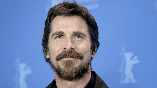 Christian Bale at the Berlin International Film Festival (AP Photo/Michael Sohn)
