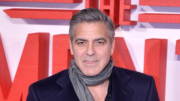 George Clooney commented on the treatment of Meghan (Anthony Devlin/PA)