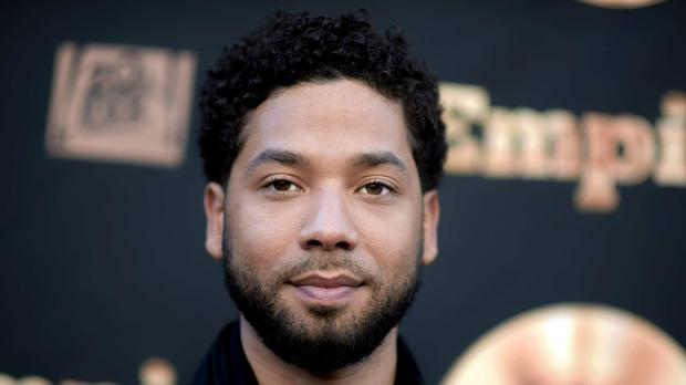 Jussie Smollett was attacked last month (Richard Shotwell/AP)