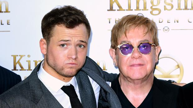 Taron Egerton sings in latest trailer for Elton John biopic 'Rocketman'