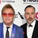 David Furnish has admitted working on Sir Elton John biopic Rocketman has left him suffering 'sleepless nights' (PA Wire)